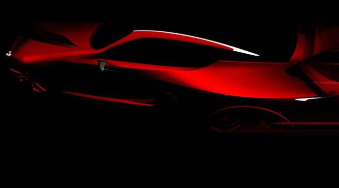 Lexus' Vision Gran Turismo Concept Teased