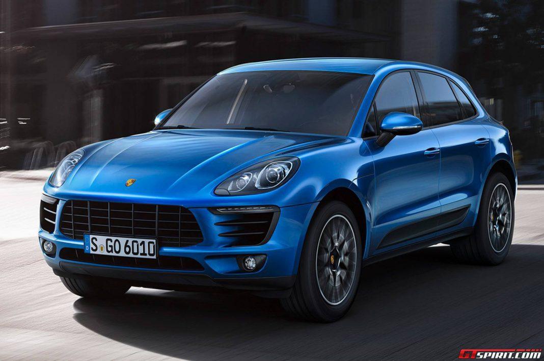 U.S. Won't Receive Four-Cylinder Porsche Macan