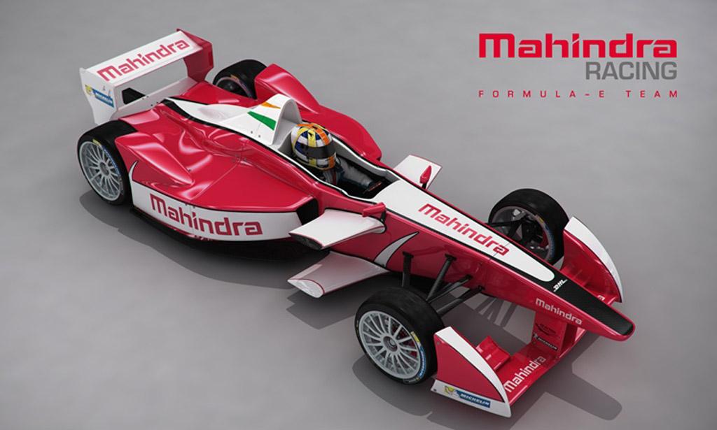 India's Mahindra Forms Formula E Team