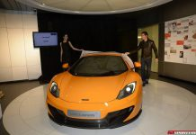 McLaren 50 12C Makes Hong Kong Debut