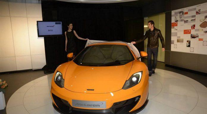 McLaren 50 12C Makes Hong Kong Debut