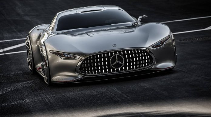 American Looking to Produce Mercedes AMG Vision GT Concept From SLS