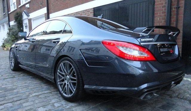 2013 Brabus Rocket 800 Will Cost You £285,000