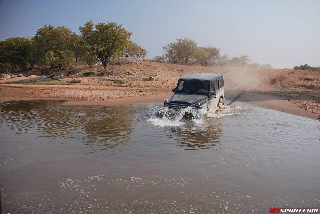 Mercedes-Benz Driving Events: Namibia Africa