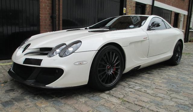 Interested in a 1 of 3 Mercedes-Benz SLR McLaren Edition?