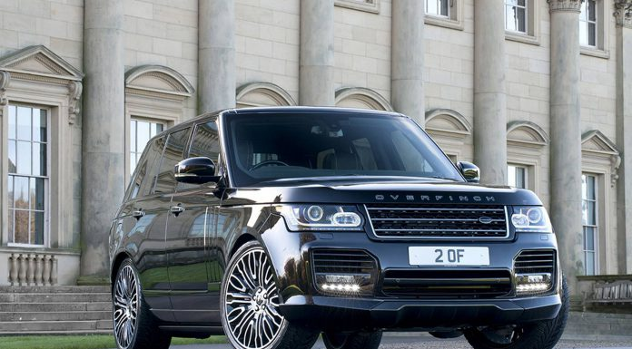 Official: 2014 Overfinch Range Rover