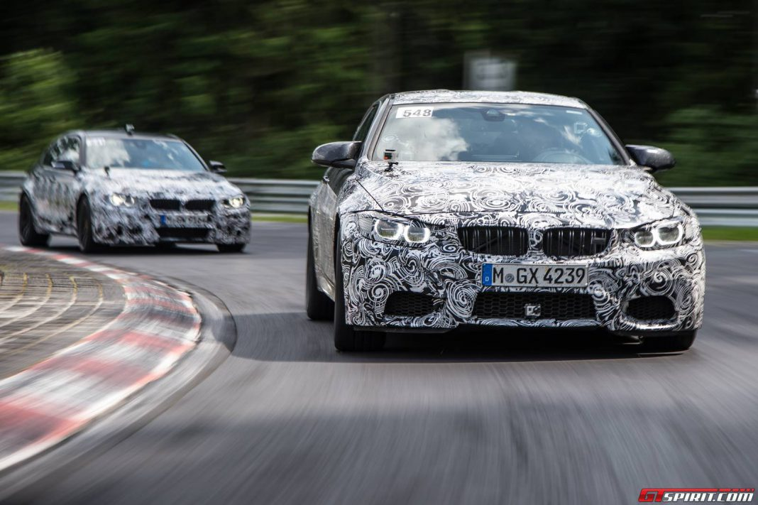 2014 BMW M3 Sedan and M4 to be Unveiled on Thursday