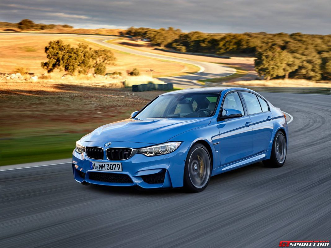 Official: 2014 BMW M3 and 2014 BMW M4