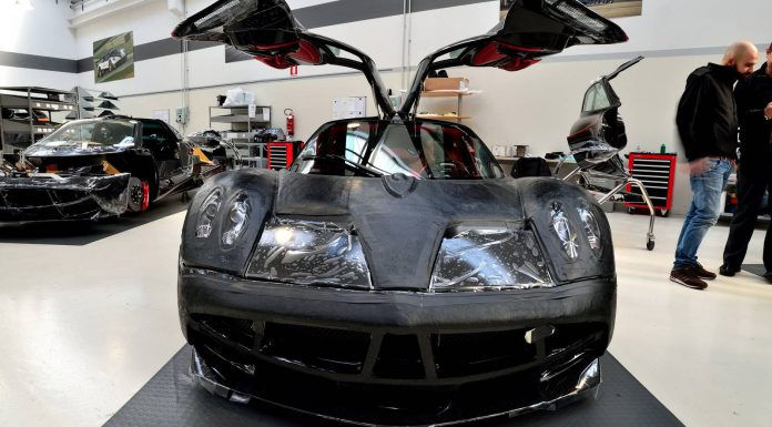 Factory Visit: Pagani Automobili Headquarters Modena Italy