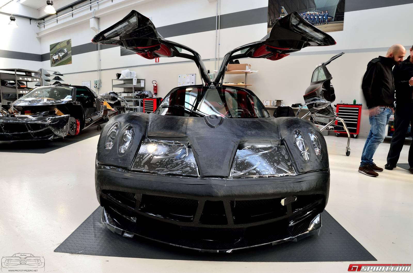 Factory Visit Pagani Automobili Headquarters In Modena Italy Gtspirit