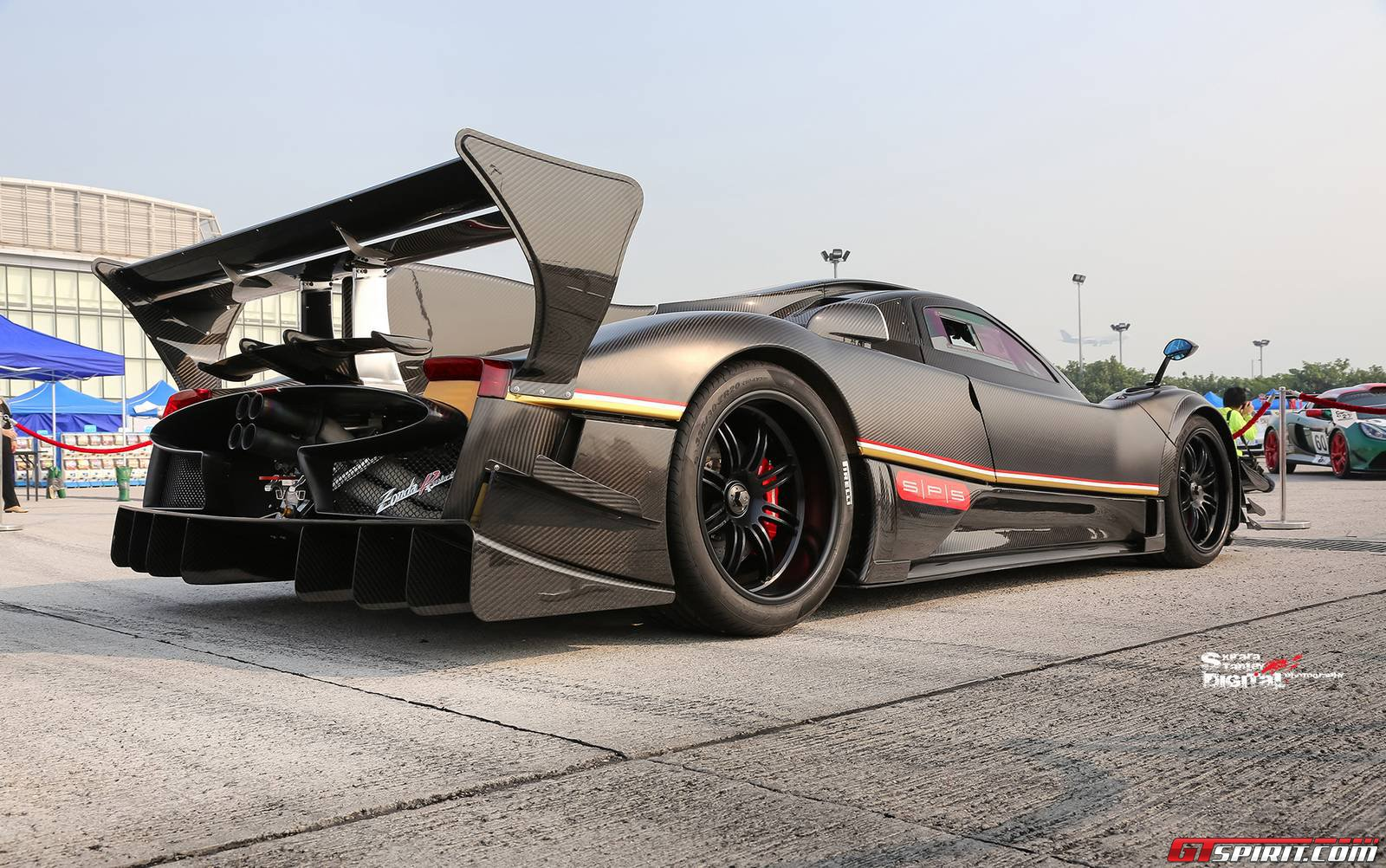 Pagani Huayra Engine, Pagani, Free Engine Image For User ...