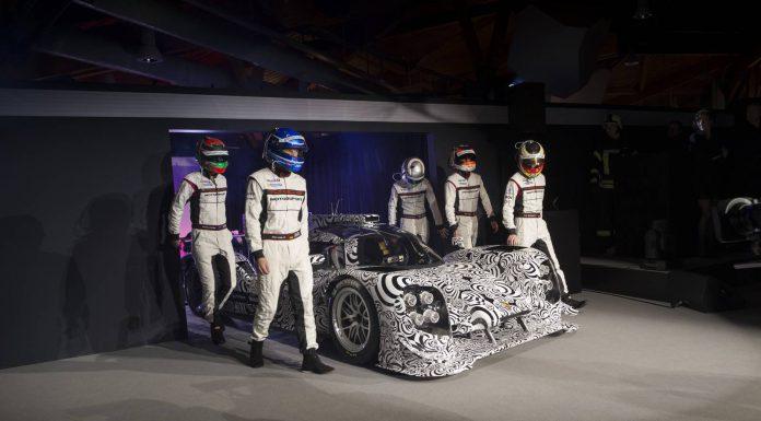 2014 Porsche LMP1 Racer Named '919 Hybrid'