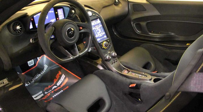McLaren P1 For Sale Interior