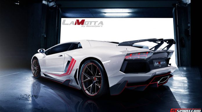 Official: 820hp RevozPort Lamborghini Aventador LaMotta