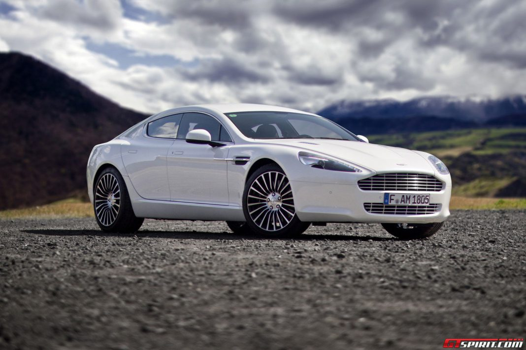 Aston Martin to Launch in Mexico