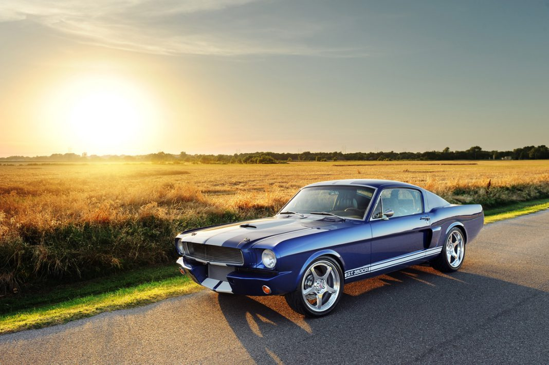 Classic Ford Mustang Shelby GT350CR by Classic Recreations
