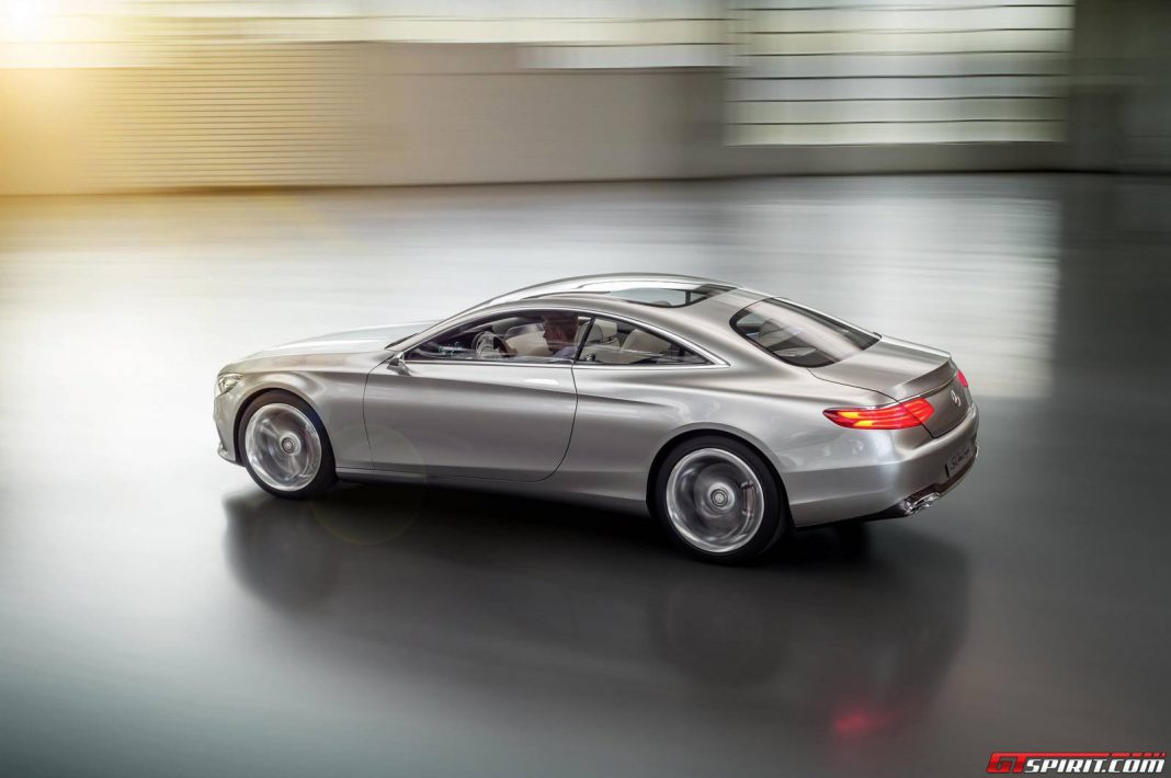 Mercedes-Benz S-Class Coupe Coming This Year Starting at £75k