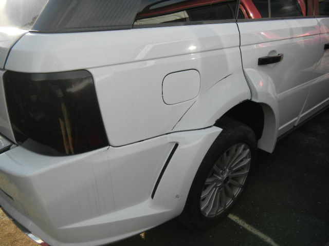 Mansory Range Rover Sport For Sale For Just $25k
