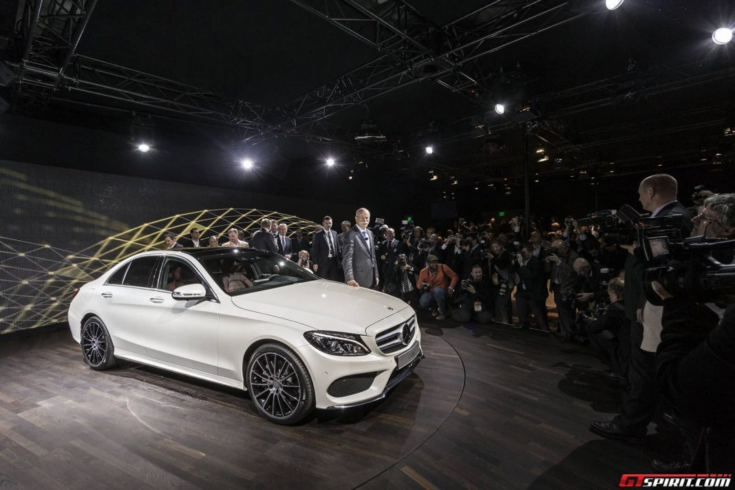 Mercedes-Benz at Detroit Motor Show 2014