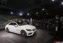 Mercedes-Benz at Detroit Motor Show 2014