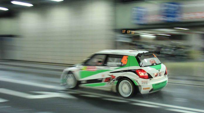 2014  Rallye of Monte Carlo