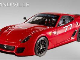 Insanely Rare Ferrari 599XX For Sale in the UK