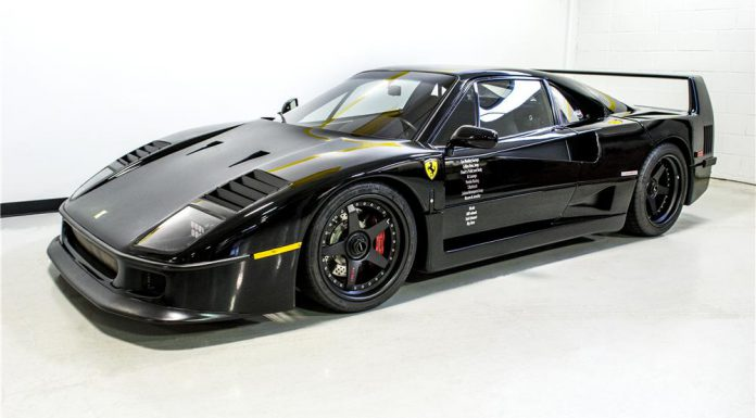 Fast N' Loud Ferrari F40 Heading to Barrett-Jackson Auction