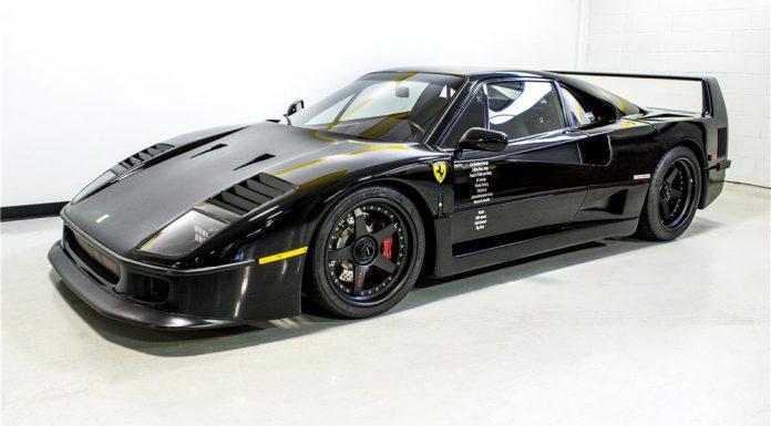 Fast N' Loud Ferrari F40 Sells For $742k