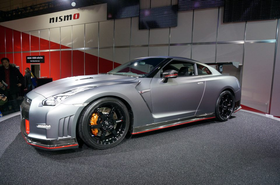 ... From The Epic Tokyo Motor Show Held Late Last Year, The Japanese Cityu0027s  Auto Salon Has Just Kicked Off And As Promised, The Brand New Nissan GT R  Nismo ...