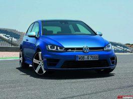 More Powerful VW Golf R Evo Heading to Beijing