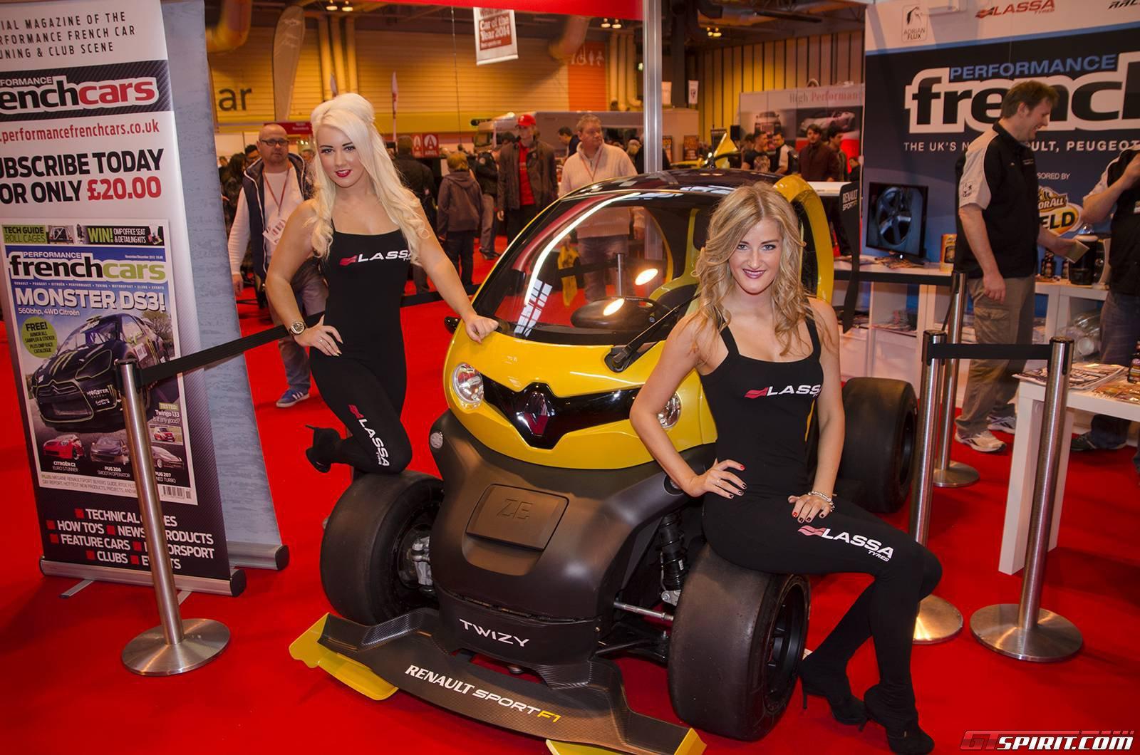 The Girls Of Autosport International Show 2014 Gtspirit