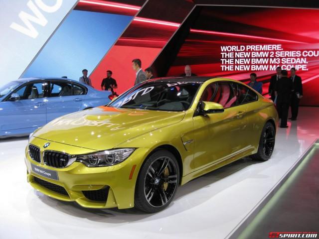 BMW at Detroit Motor Show 2014