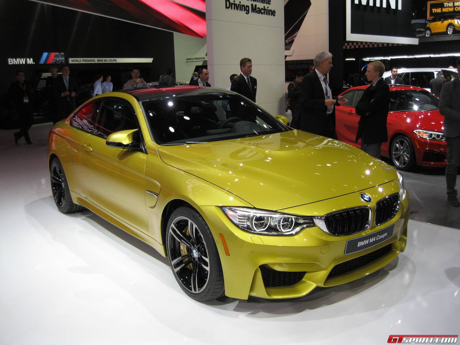 2014 bmw m3 and bmw m4 pricing leaked gtspirit. Black Bedroom Furniture Sets. Home Design Ideas