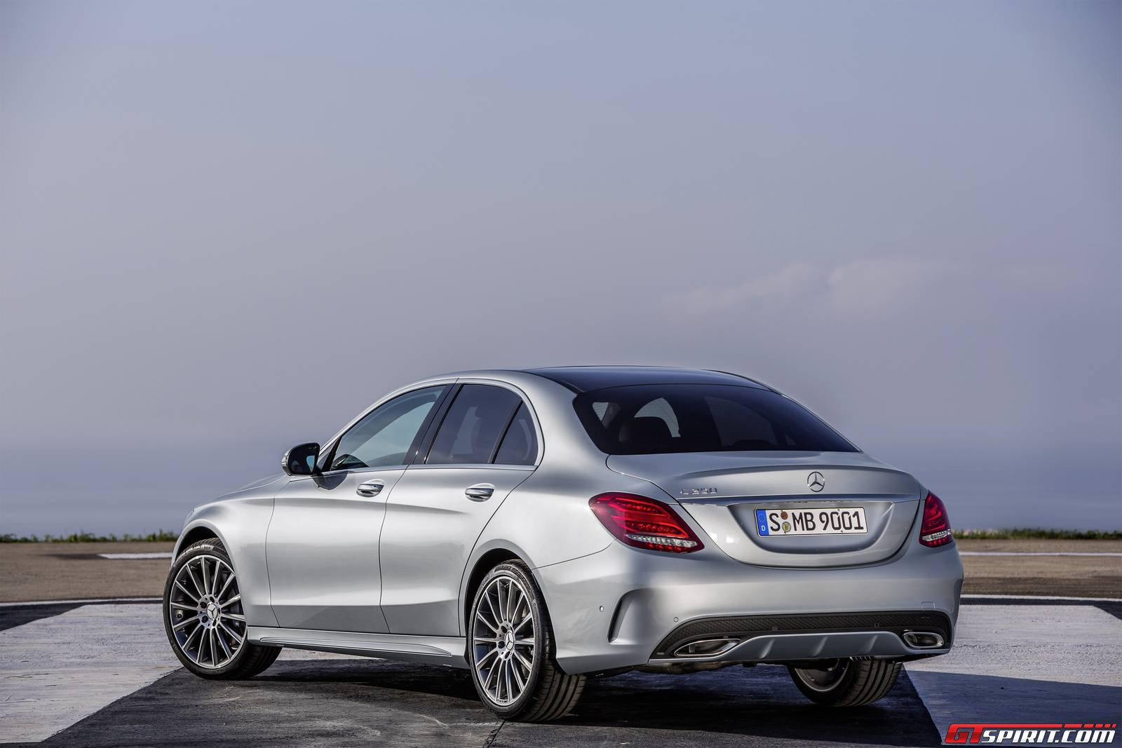 2014 mercedes benz c class engine details revealed gtspirit for Benz mercedes c class