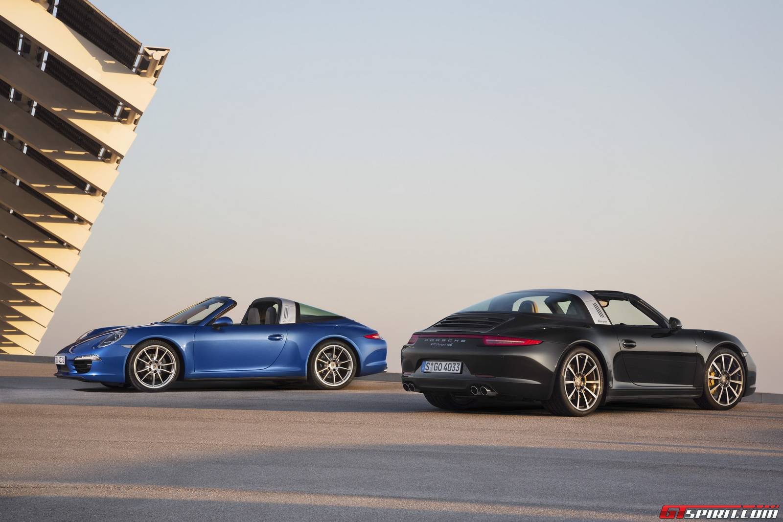 Official 2014 porsche 991 targa 4 and 4s gtspirit sciox Image collections