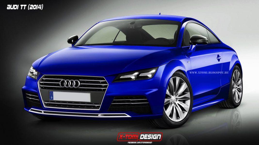 2015 Audi TT Imagined From Allroad Shooting Brake Styling