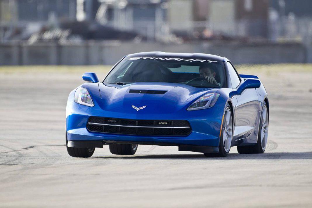 Performance Data Recorder for 2015 Corvette Stingray