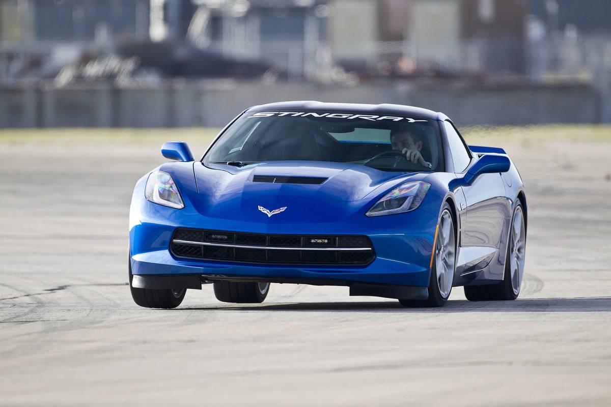 performance data recorder for 2015 chevrolet corvette stingray revealed gtspirit. Black Bedroom Furniture Sets. Home Design Ideas