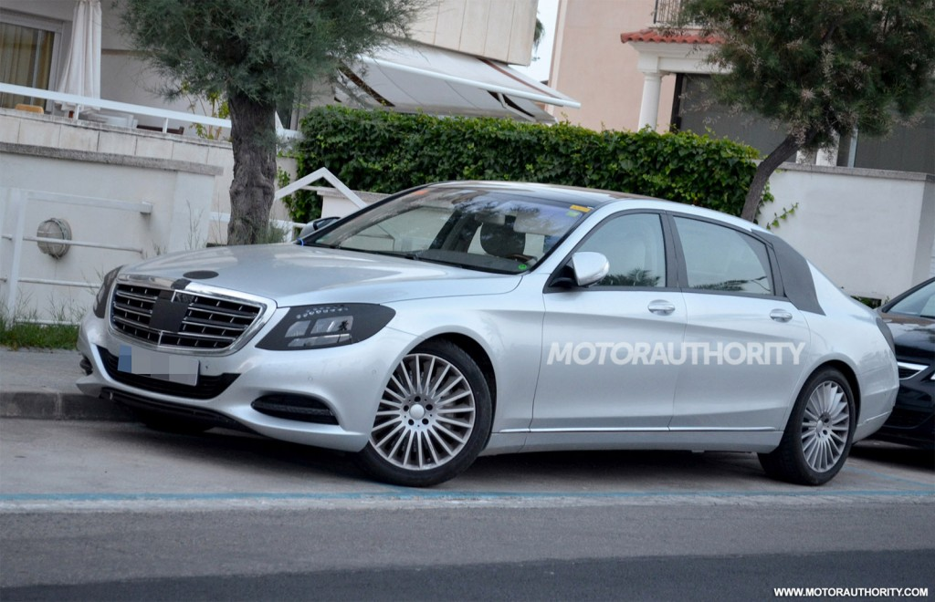 2015 mercedes benz s600 heading to detroit gtspirit for Mercedes benz s600 2015
