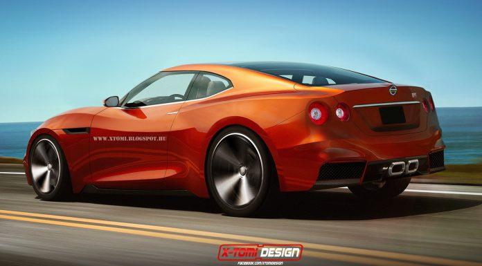 Next-Generation 2016 Nissan GT-R Gets Rendered