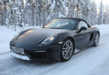 New Porsche Boxster and Cayman GTS Coming to Beijing