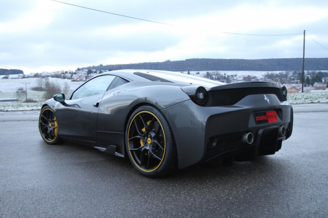 Official: Ferrari 458 Speciale Stage 1 by Novitec Rosso