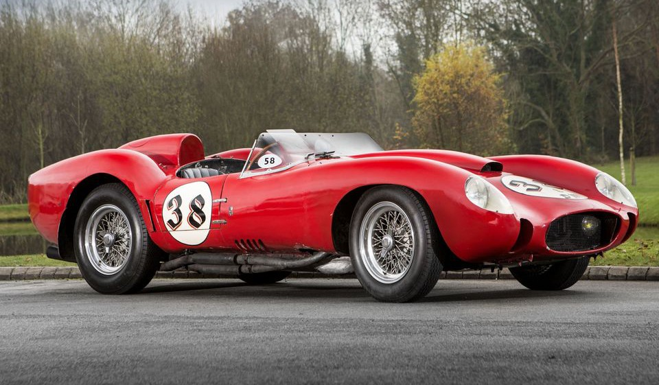 Ferrari 250 Tr Allegedly Sells For 248 Million Gtspirit