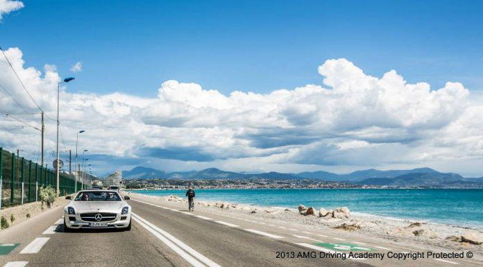 Best of AMG Driving Academy on The Road