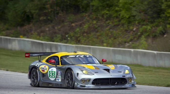 SRT Announces Its 2014 Drivers For Tudor USCC