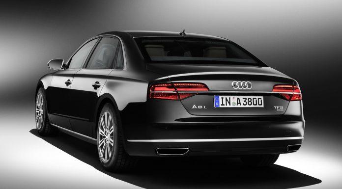 Official: Audi A8 L Security