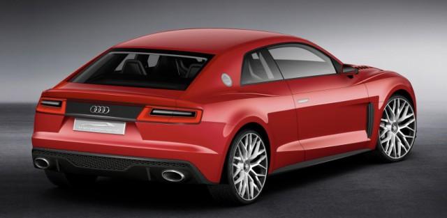 Official: Audi Sport Quattro Laserlight Concept