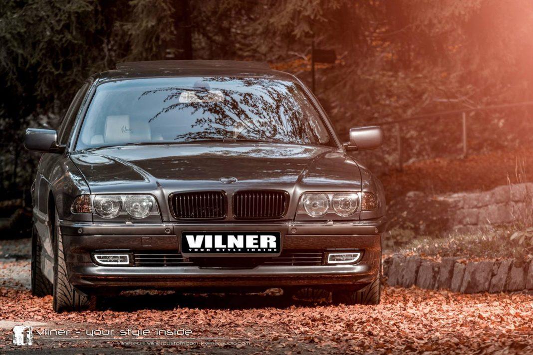 Vilner Tweaks BMW E38 750i V12