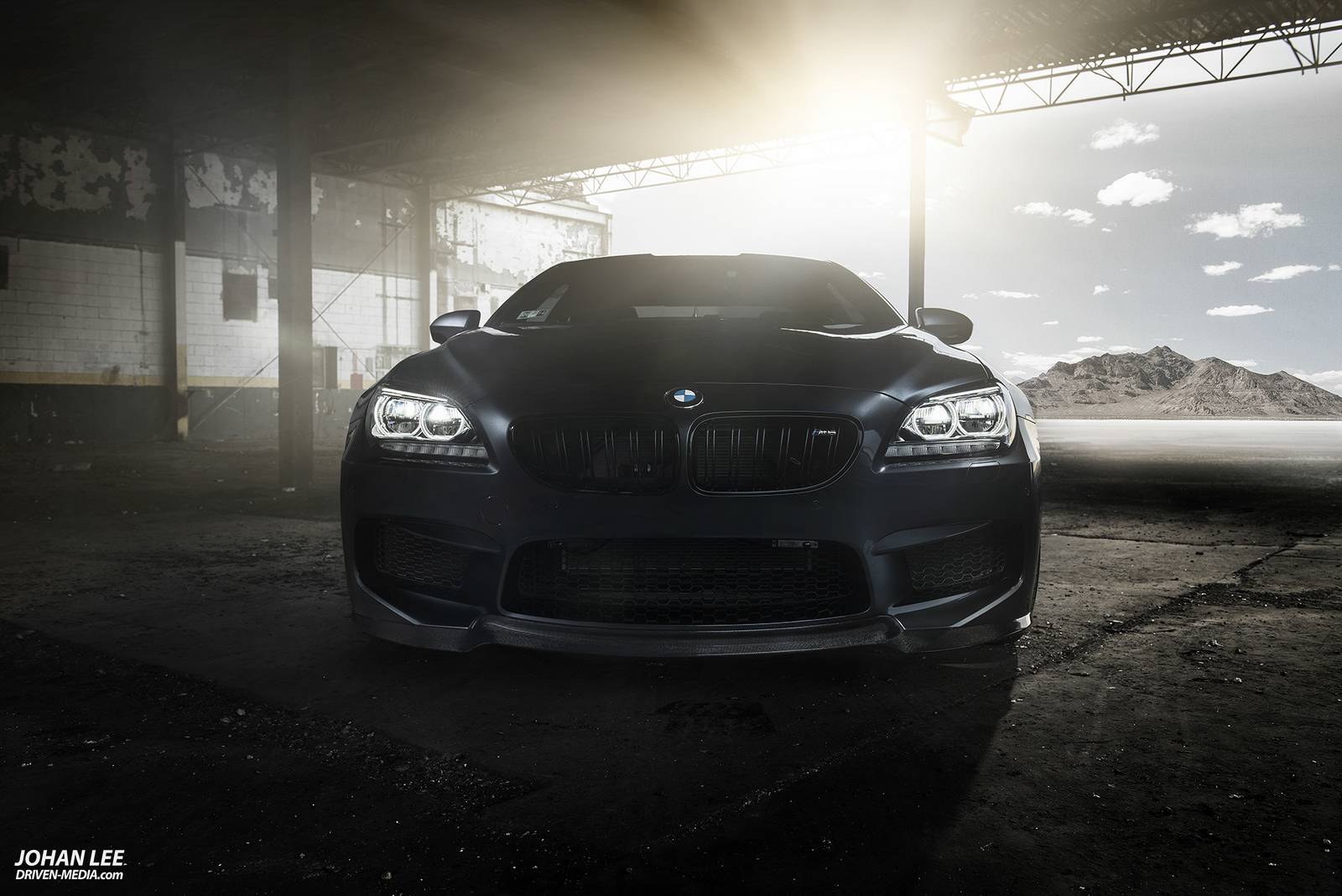Singapore Grey Bmw F13 M6 Coupe And F10 550xi M Sport