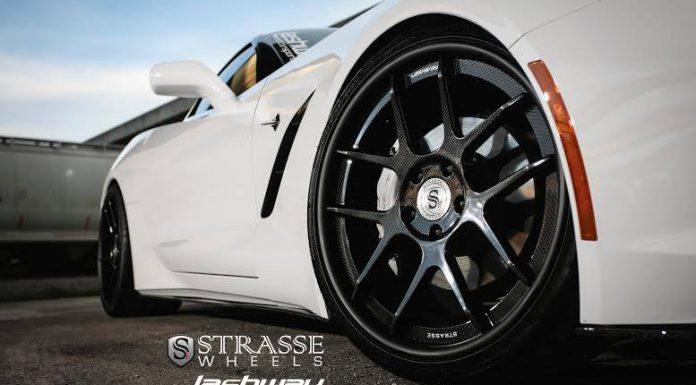 corvette c7 stingray by lashway motorsports strasse wheels. Black Bedroom Furniture Sets. Home Design Ideas
